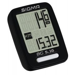 SIGMA Fahrradcomputer BC 5.16 (2017)