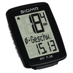 SIGMA Fahrradcomputer BC 7.16 (2017)