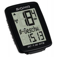 SIGMA Fahrradcomputer BC 7.16 ATS (2017)