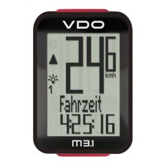 VDO Fahrradcomputer M3.1 WR (Kabelgebunden) (2017)