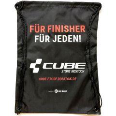 CUBE Store Rostock Gymbag FÜR FINISHER - FÜR JEDEN (2017)