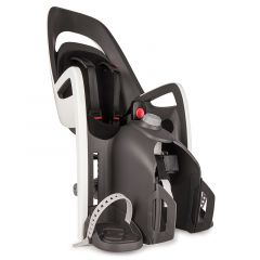 HAMAX Kindersitz Caress mit Gepäckträger-Adapter