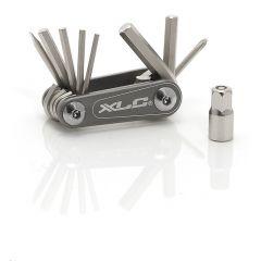 XLC Mulitool Nano TO-MT05 9-teilig
