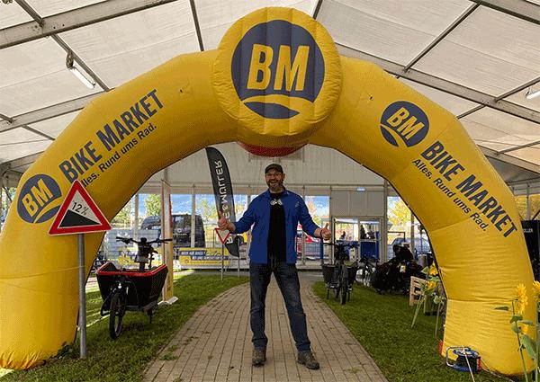 BIKE Market Jörg Bänder e-Bike Messe