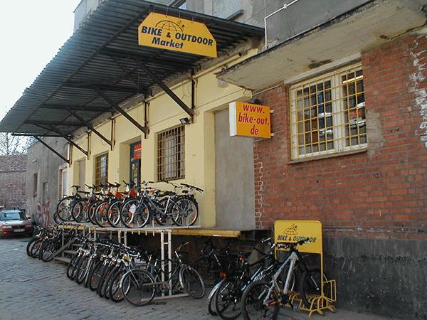 BIKE Market Rostock Grosser Katthagen