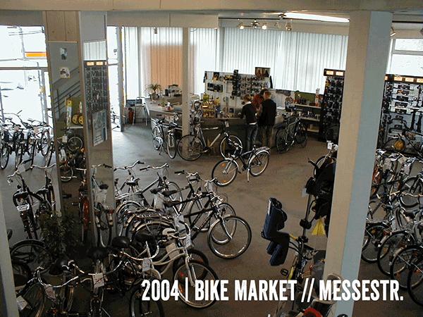 2004 BIKE Market Rostock Messestrasse