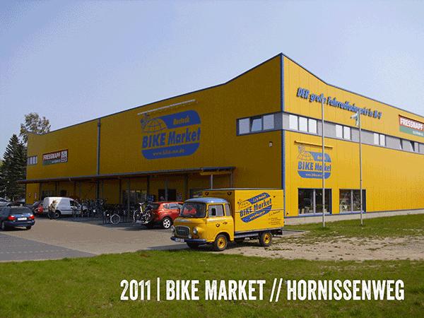 Hornissenweg BIKE Market Rostock