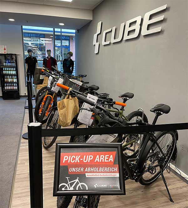 CUBE Store Rostock