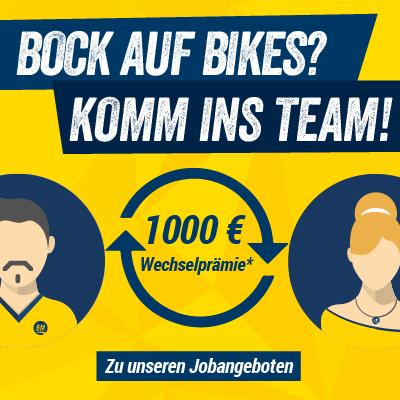 Stellenangebote und Ausbildung im Cube Store Rostock und Schwerin